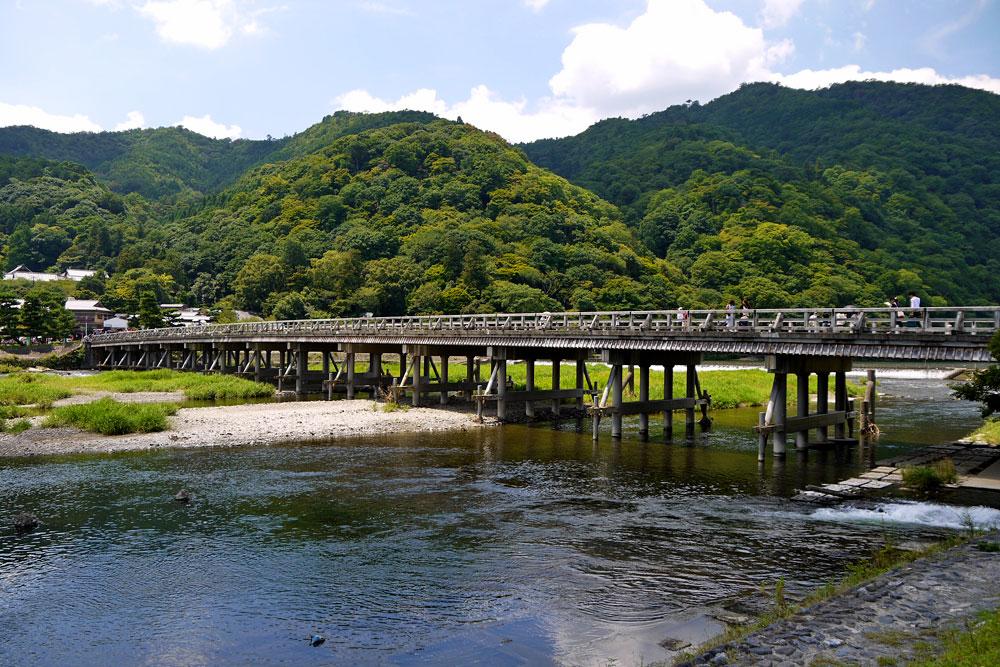 嵐山(あらしやま)