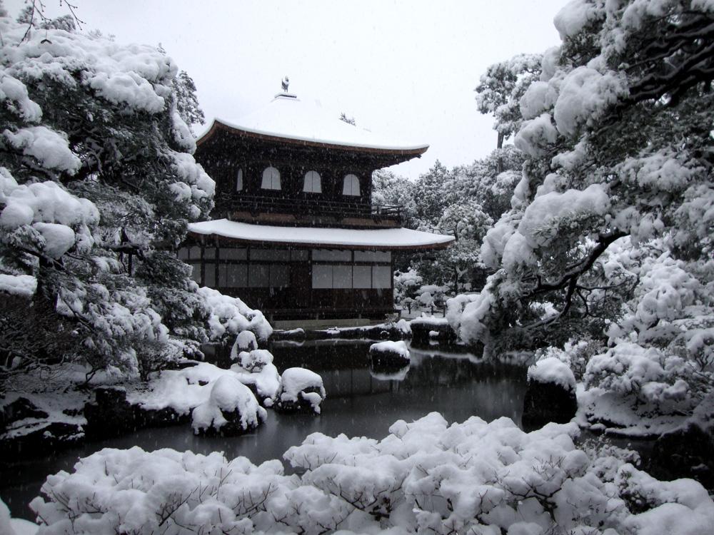 銀閣寺(ぎんかくじ)