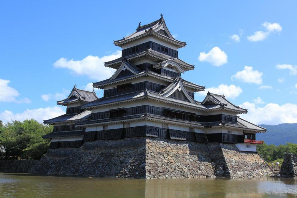 松本城(まつもとじょう)