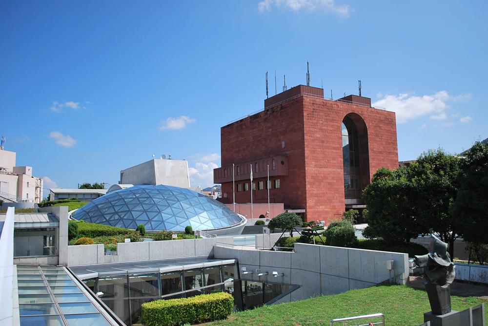 長崎原爆資料館(ながさきげんばくしりょうかん)