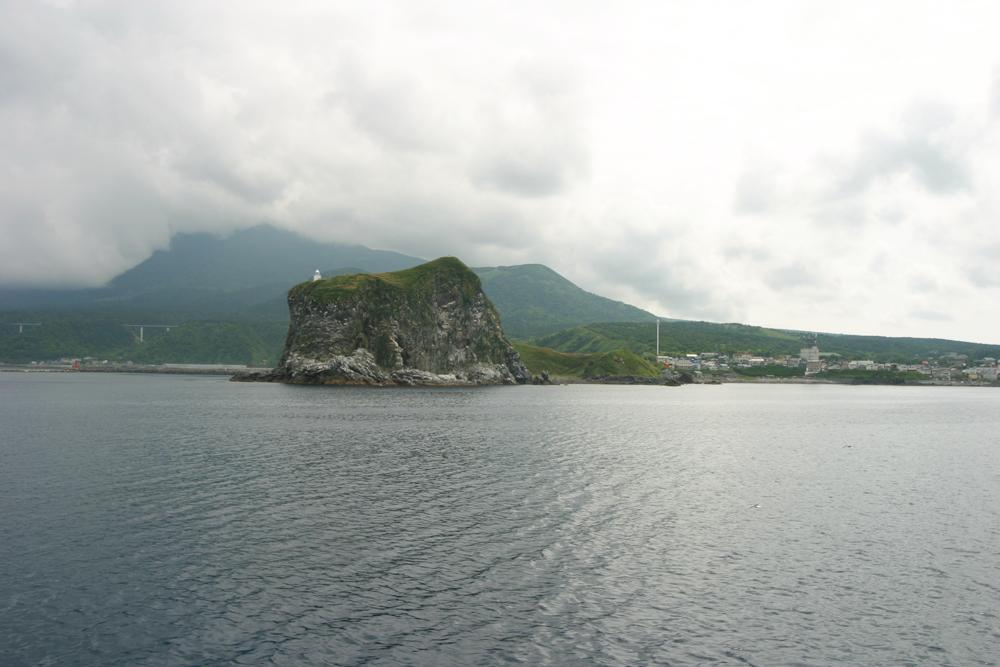 利尻島(りしりとう)