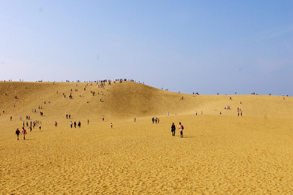 鳥取砂丘(とっとりさきゅう)