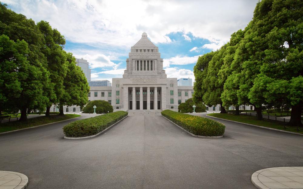 国会議事堂(こっかいぎじどう)