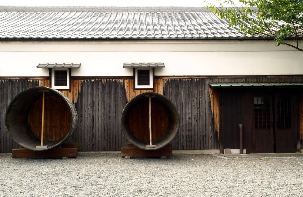 月桂冠大倉記念館(げっけいかんおおくらきねんかん)