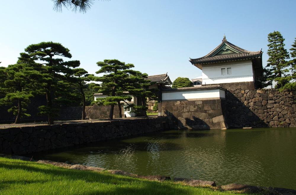 皇居外苑(こうきょがいえん)