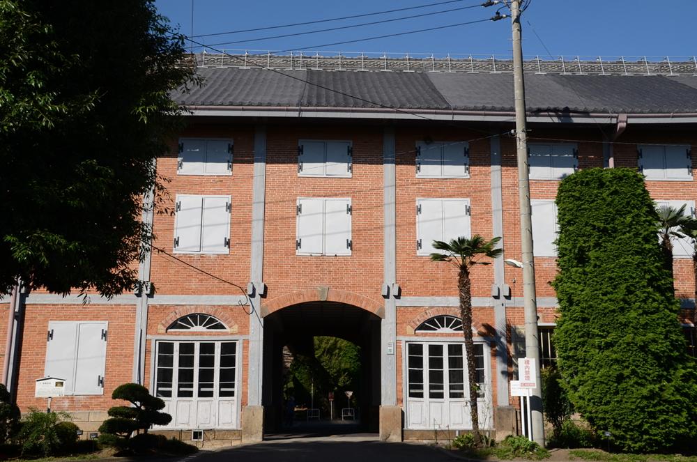 富岡製糸場(とみおかせいしじょう)