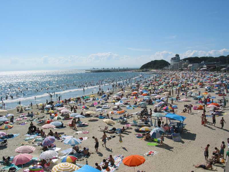 内海海水浴場