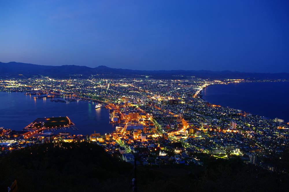 函館山(はこだてやま)