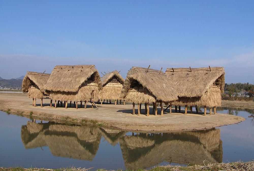 安国寺集落遺跡公園『弥生のムラ』